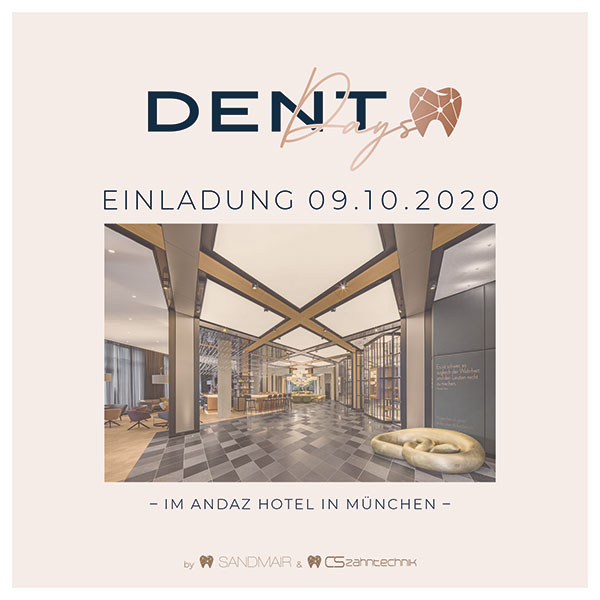 Sandmair Dent Days 09.10.2020